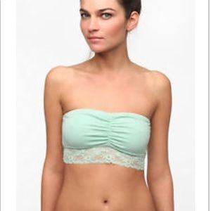 {NWT} UO Pins and Needles Bandeau Bra